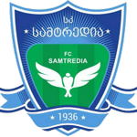 Samtredia fixtures stats results
