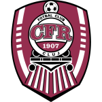 CFR Cluj fixtures stats results