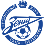 Zenit Petersburg fixtures stats results